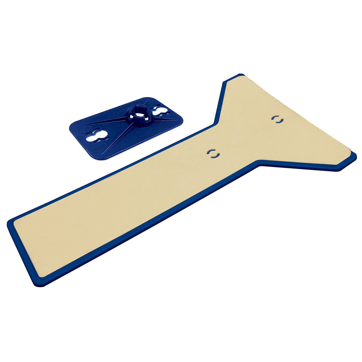 Edge Head Amp Non Skid Plate Zipwall Dust Barrier System