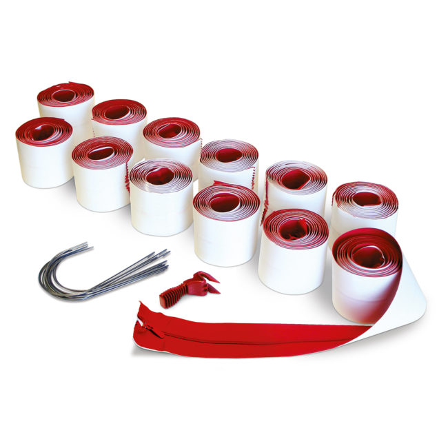 ZipWall Heavy Duty Zipper 12-pack product commercial and residential